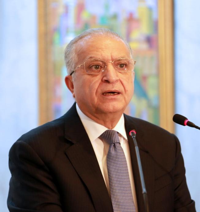 伊拉克外長哈基姆要求美方派人商討撤軍計畫,遭美國務卿龐培歐一口回絕。(歐新社)