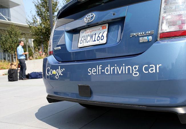 未來十年,灣區可能會實現自動駕駛運輸服務目標。(Getty Images)