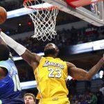 NBA/詹皇又寫紀錄!例行賽進球「1萬2197球」超越喬丹