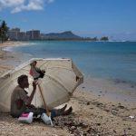 夏威夷遊民略減 不再全美第一