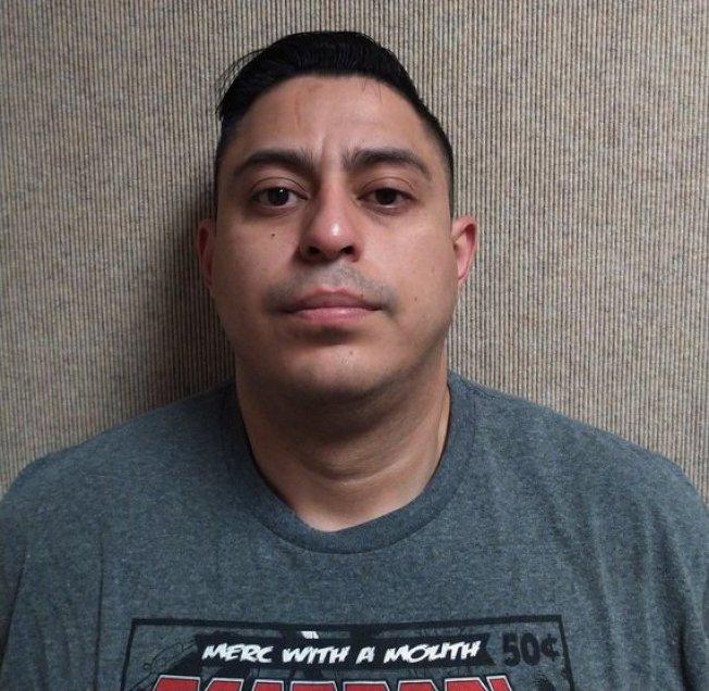 32歲優步駕駛Alonso Calle被控在車內強姦女性酒醉乘客。(KTLA電視台)