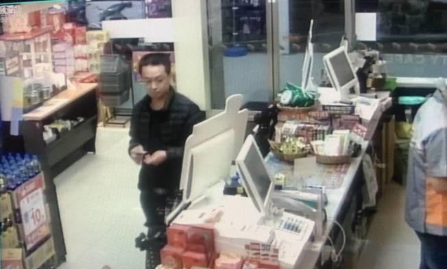 警方公布嫌犯林國平相貌特徵。(圖:警方提供)