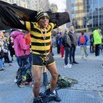 〈圖輯〉地鐵無褲日 紐約客清涼大解放