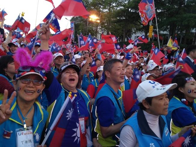 韓國瑜這次慘敗令許多韓粉無法接受。(讀者提供)