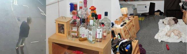 雷納德在2015年至2017年6月期間,專門引誘夜店酒吧的酒醉年輕男性,並將他們帶回自己公寓下藥性侵。路透 ※ 提醒您:禁止酒駕 飲酒過量有礙健康