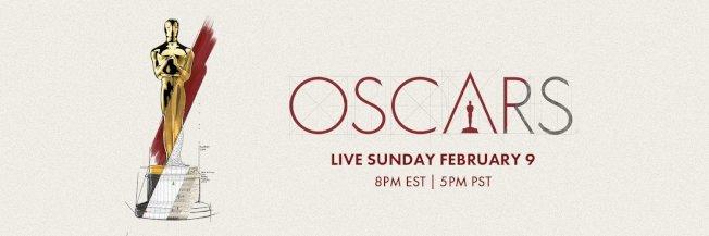 奧斯卡提名公布,2月9日頒獎。(影藝學院圖片)