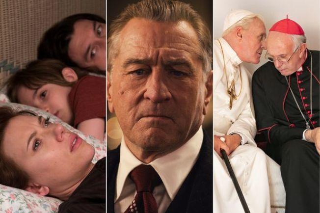 三部入圍電影給Netflix帶來19項奧斯卡提名。(Netflix圖片)