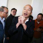 韓國瑜取消記者會吃火鍋 秦慧珠臉書開砲:太不應該