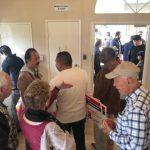 拉市議員伍德輝造勢 華洋支持者熱烈出席