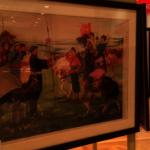 尼克森圖書館中華年畫巡展 訴說內蒙古草原故事