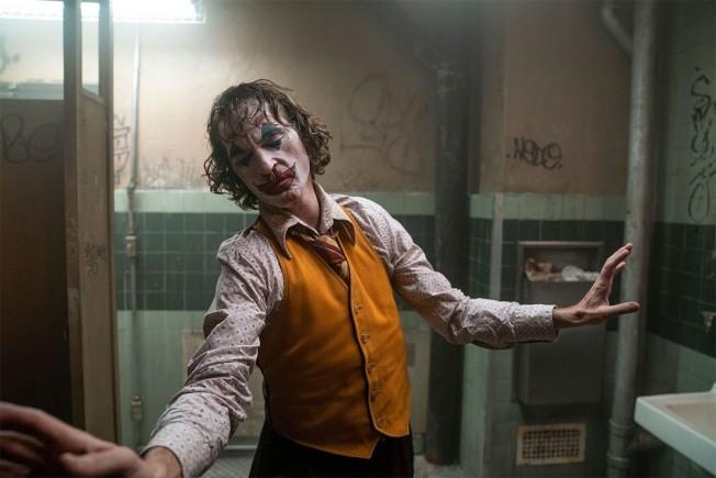 瓦昆菲尼克斯以「小丑」入圍最佳男主角。(美聯社)