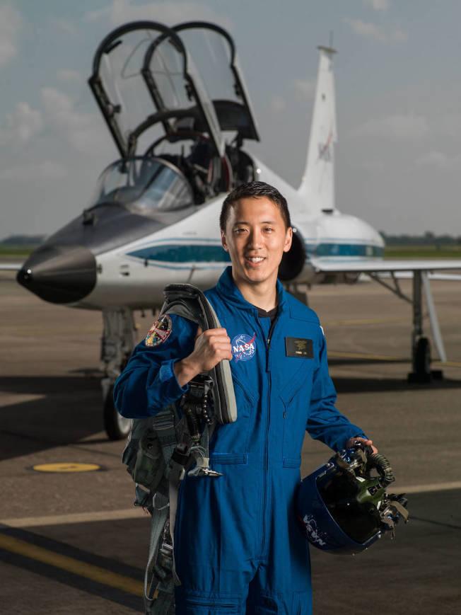 35歲的金強尼(圖)成了即將展開太空之旅的國家太空總署(NASA)首位韓裔太空人。NASA官網
