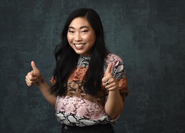 史上第一位獲得「金球獎」最佳女主角獎的亞裔女演員林家珍,在新影集22日首播前,已確定拿到第二季續約。(美聯社)