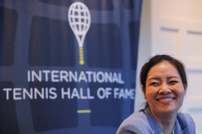 李娜入選網球名人堂。(路透)