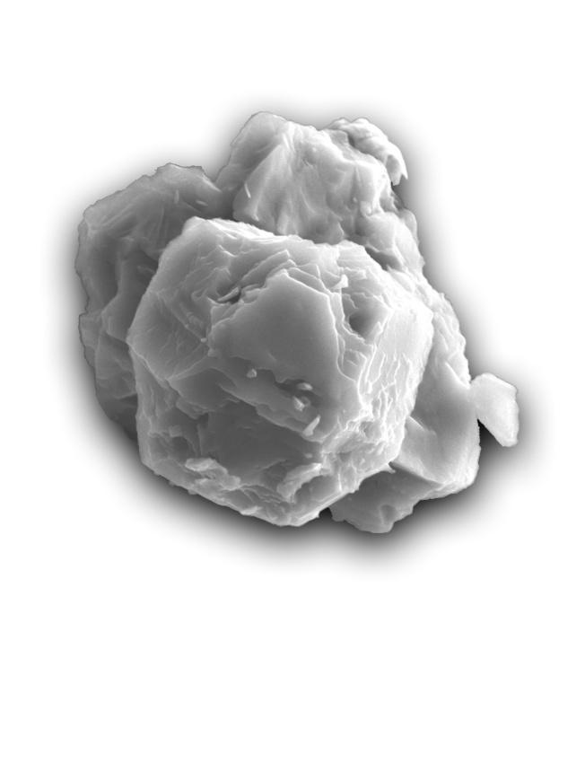 1969年落在澳洲的一個隕石,內含70億年前的星塵。(路透)