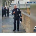 洛市退休警 家暴同袍被起訴