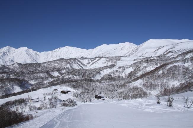 栂池高原滑雪場曾經獲選為「最容易搭訕成功的滑雪場」。(圖:高豐旅行社提供)