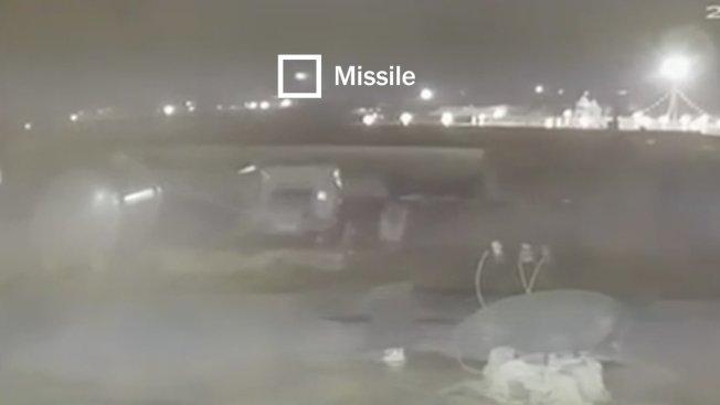 伊朗误击客机新影片曝光 最初拍片者传被逮捕