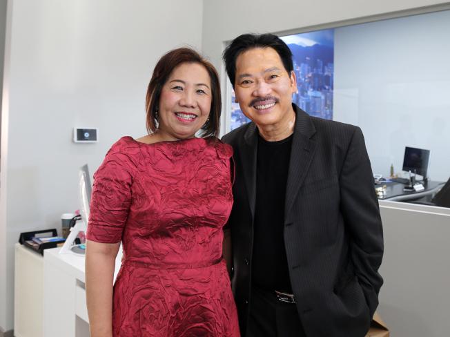 香港超市老板Ben既是詹翠芬長年的好友。