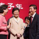 中聯辦新主任新春致詞軟中帶硬 4提珍惜香港這個家