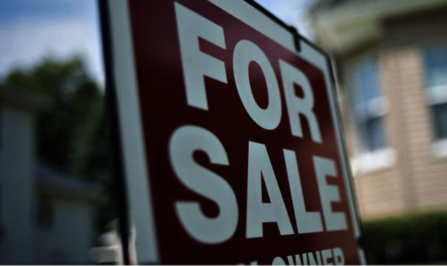 有資深地產經紀認為,賣家若想賣房,只要價錢合理,大多還是可賣得出去。(本報檔案照)
