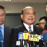 國台辦稱「台灣前途由中國人民決定」 蘇貞昌反擊