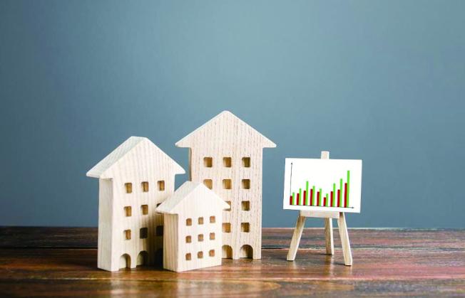 南加州房屋市場已持續走強近十年,南加六縣房價繼續上揚,且單一住宅與康斗集合住宅的房價各擅勝場。(Getty Images)