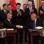 美中貿易戰 簽署新協定 只是暫時停火 不是持久和平