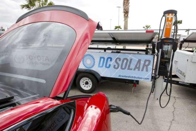 加州10億元騙案所涉及的「DC太陽能公司」,是一家灣區公司,設在東灣班尼西亞市(Benicia)。(電視新聞截圖)