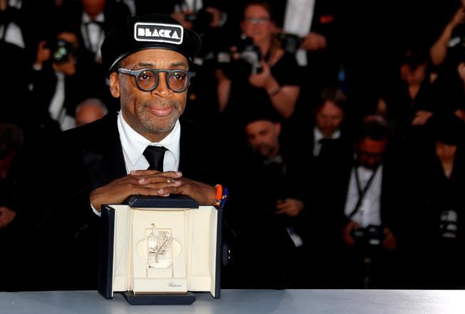 非裔導演史派克李獲聘任為今年坎城影展評審團主席。(路透)