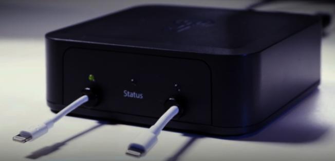 美國Grayshift公司的裝置Graykey能破解iPhone的用戶密碼。(取材自ithome.com.tw)
