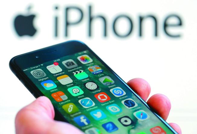 破解工具推陳出新, iPhone防線漸失守。(路透資料照片)