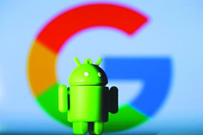 歐盟Android用戶,3月1日起可選預設搜尋引擎。(路透資料照片)