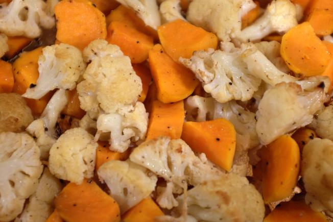 花椰烤番薯