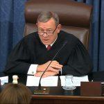 美參院彈劾川普正式展開 議員宣誓公正審理