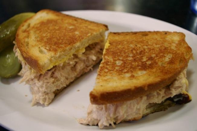 Eisenberg's Sandwich Shop。(取自Eisenberg's Sandwich Shop官網)