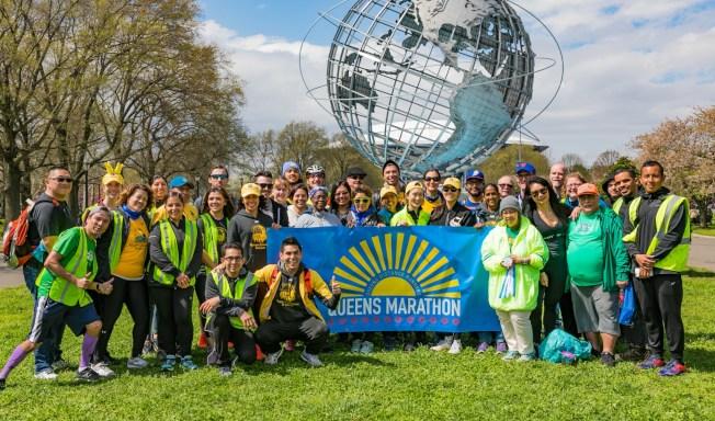 皇后區馬拉松將於3月22日開跑。(取自「皇后區長跑運動員」網站)