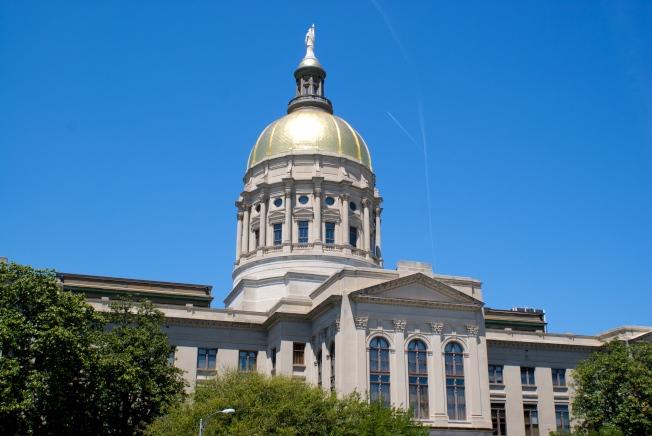 喬州州議會新會期開議,新預算案受關注。(維基百科)