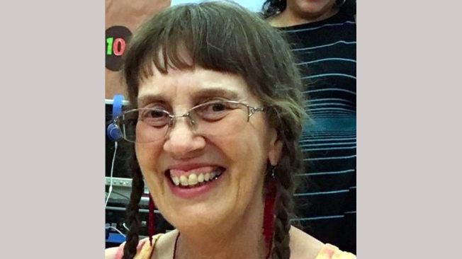 加州68歲失智婦人寶拉‧詹姆斯雪地失蹤一周後,在車內幸運獲救。(布特縣警局照片)