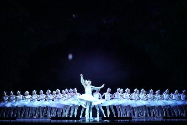 海派天鵝湖「舞」上林肯中心 展現中國芭雷之美