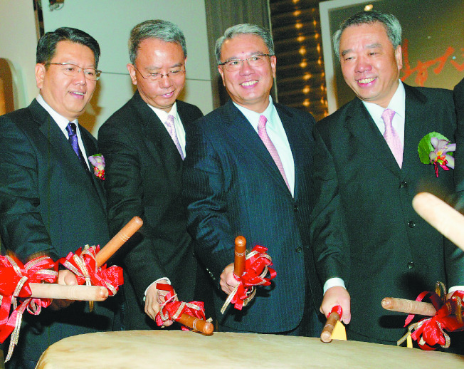 頂新魏家四兄弟登上富比世台灣富豪榜首,身家達72億美元。(本報資料照片)