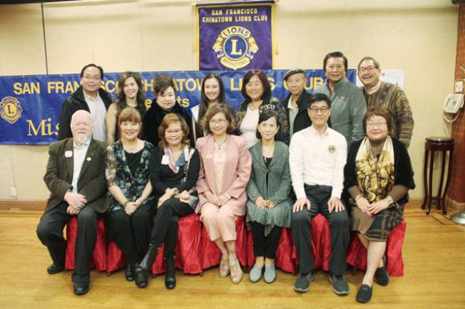 今年是華埠獅子會舉行「妙齡少女」(Miss Teen)比賽50周年。(記者李晗/攝影)