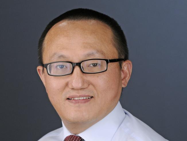 堪薩斯大學華裔研究員陶峰。(美聯社)