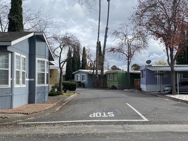聖荷西共有59個行動住房園區,市府團隊希望Winchester行動住房園區作為新的模式,成為未來其他園區協商的範例。(記者林亞歆/攝影)