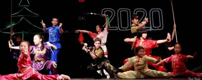 舞台演出幫助學生體驗文化。(本報檔案照)