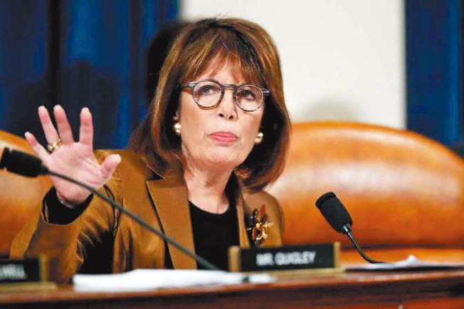代表中半島選區的國會眾議員斯佩儀(Jackie Speier,圖,Getty Images)最近已在國會提出多項減少航機噪音的法案,這些法案將有助減少金山機場的噪音。