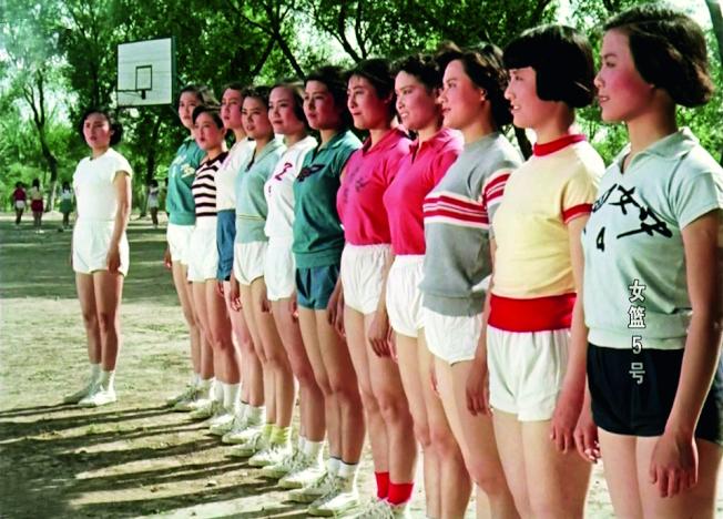 《女籃5號》劇照。(取材自中新周刊)