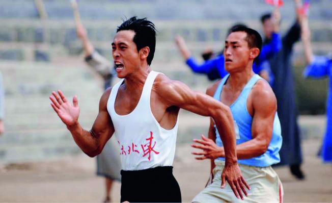 《一個人的奧林匹克》劇照。(取材自中新周刊)