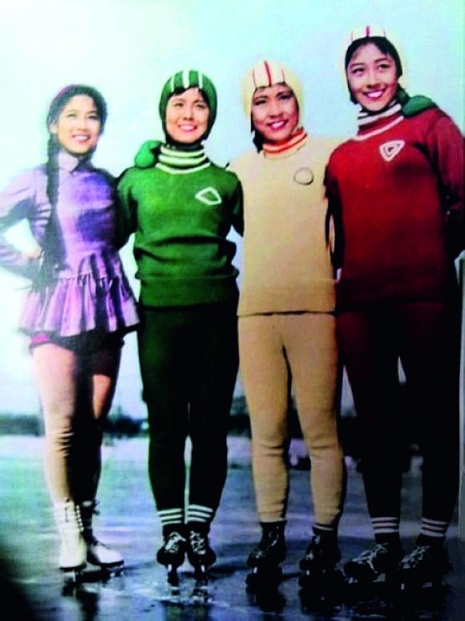 《冰上姊妹》劇照。(取材自中新周刊)