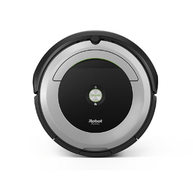 美國iRobot Roomba 690 wifi掃地機器人。(圖:網家提供)
